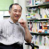 松原隆一郎さん(東大大学院総合文化研究科教授)「一緒に年を経ていく家」インタビュー