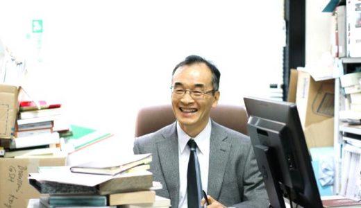 金森修さん(哲学博士)「領域をまたいだ自由な発想」インタビュー