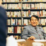寺島実郎さん(思想家、多摩大学学長)「思考を錬磨せよ」インタビュー