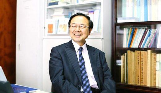山内志朗さん(慶応義塾大学文学部教授)「現代の問題を解く新しい価値観」インタビュー