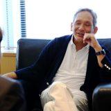 米倉誠一郎さん(経済学者)「精神の自由こそがすべての源」インタビュー