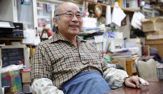 吉田功さん(京指物伝統工芸士)「手は心のものづくり」