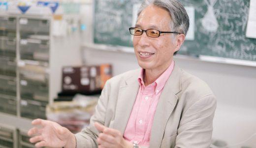 今野紀雄さん(数学者)「寄り道から生まれるモノが、未来の価値となる」インタビュー