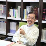 藤田一郎さん(大阪大大学院生命機能研究科教授)「研究へと誘ってくれたあらゆる本との出会い」インタビュー