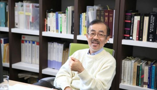 藤田一郎さん(阪大大学院生命機能研究科教授)「研究へと誘ってくれたあらゆる本との出会い」インタビュー