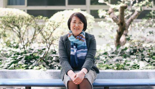 福沢恵子さん(ジャーナリスト)「常緑樹のごとく 一隅を照らして」インタビュー