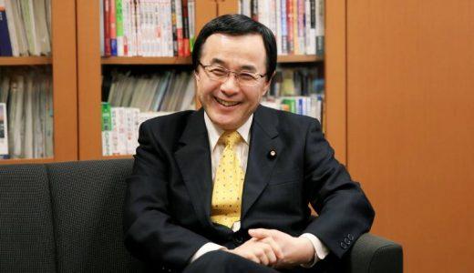 浜田和幸さん(国際政治経済学者)「本は命の泉」インタビュー