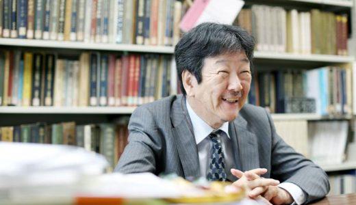 三浦佑之さん(国文学者、立正大学教授)「伝承の世界を見通す」インタビュー