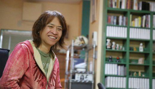 喜国雅彦さん(漫画家)「こっちこっちと誘われて漫画家に」インタビュー