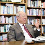 杉田敏さん(英語教育者)「教養を身につけ雑談力を磨こう」インタビュー