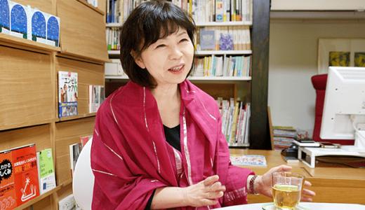 """小林光恵さん(作家)「""""おたんこナース""""が見つけた一生の仕事」インタビュー"""