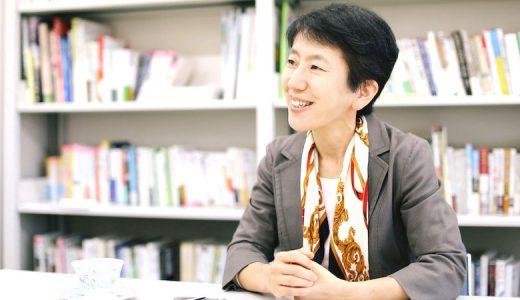 枝廣淳子さん(環境ジャーナリスト)「レジリエンスで社会を変える」インタビュー