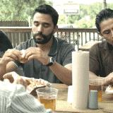 『運び屋』のプルドポークサンド(映画の食卓)